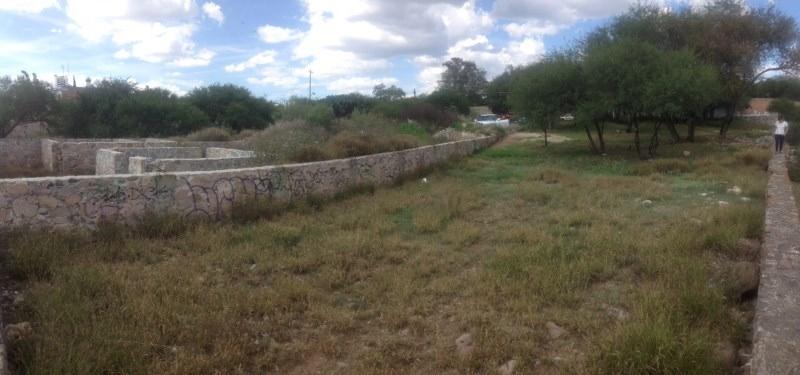 Terreno Habitacional en Venta, Barrio de San Juan Tequisquiapan TX-1959