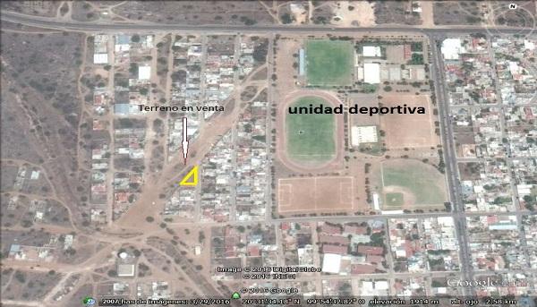 Terreno en Venta, Ampliacion Adolfo Lopez Mateos Tx-2096
