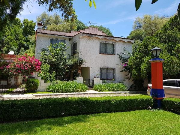 Renta y venta de casa en centro de tequisquiapan qro en for Casas en renta en queretaro