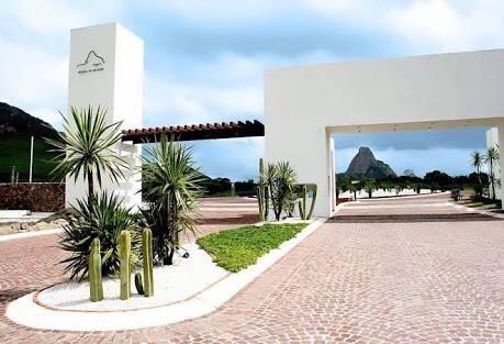 Venta de terrenos en Peña de Bernal en Ezequiel Montes, Querétaro en Fracc. Exclusivo El Vergel