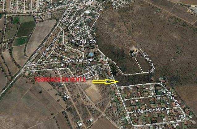 Terreno en venta en Fracc. Los Viñedos en Tequisquiapan en Qro (1)