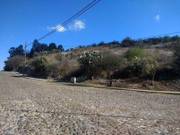 Terreno en venta en Fracc. Los Viñedos en Tequisquiapan en Qro (14)