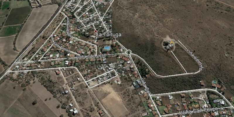 Terreno en venta en Fracc. Los Viñedos en Tequisquiapan en Qro (2)