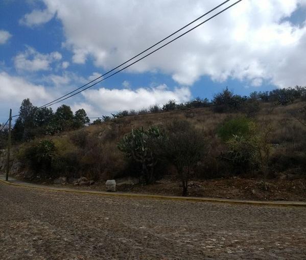 Terreno en venta en Fracc. Los Viñedos en Tequisquiapan en Qro (4)