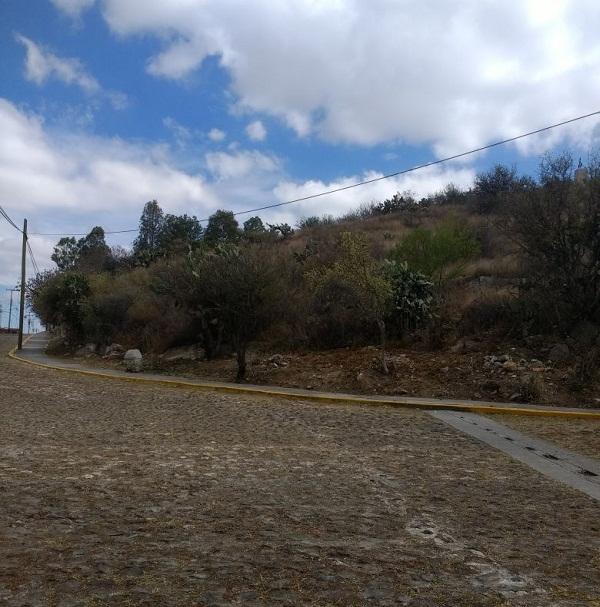 Terreno en venta en Fracc. Los Viñedos en Tequisquiapan en Qro (6)