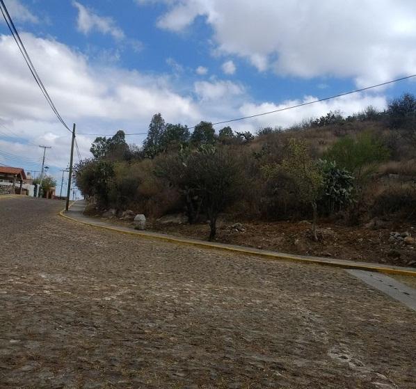 Terreno en venta en Fracc. Los Viñedos en Tequisquiapan en Qro (7)