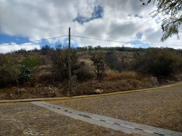 Terreno en venta en Fracc. Los Viñedos en Tequisquiapan en Qro (8)