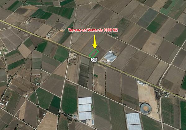 Venta de Terreno comercial en Carretera de Tequisquiapan a Qro (2)