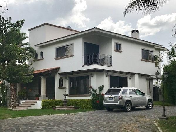 Casa en Venta en Fracc. Granjas Residenciales en Tequisquiapan, Querétaro Tx-2270