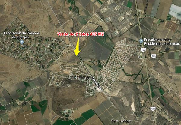 Venta de terrenos en Tequisquiapan, Querétaro en Col. Fatima Tx-2294