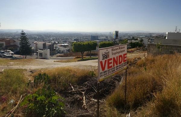 Terreno en venta Fraccionamiento Balcones Coloniales en Querétaro Tx-2303 (9)