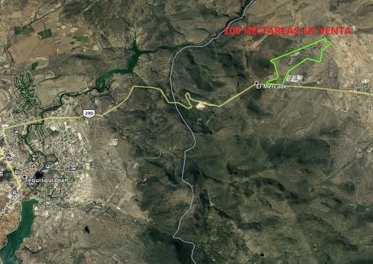 Venta de Hectáreas de temporal Agrícolas en Carretera Tequisquiapan a Hidalgo Huichapan Tx-2322 (1)
