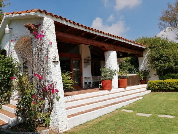 Venta de casa en Tequisquiapan, Querétaro en Fracc. Granjas Residenciales Tx-2342