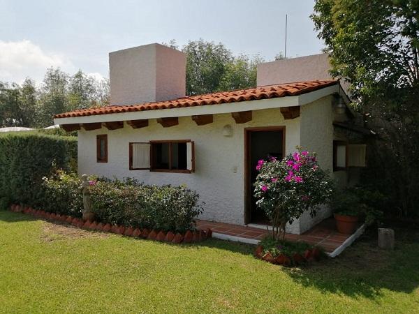 Venta de casa en Tequisquiapan, Querétaro en Fracc. Granjas Residenciales Tx-2342 (45)