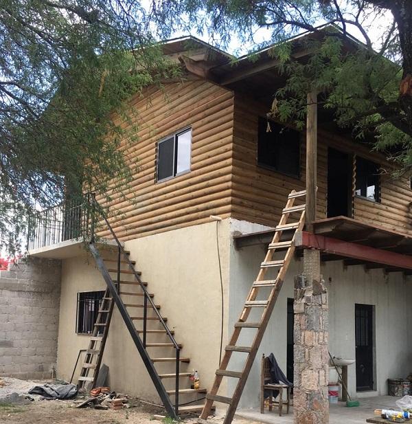 Venta de Cabaña y Local en Tequisquiapan en Querétaro Col. El Sauz Tx-2347 (5)