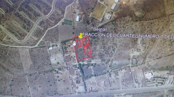 Hectáreas en Venta en Bernal en Municipio de Ezequiel Montes, Querétaro Tx-2355 (3)