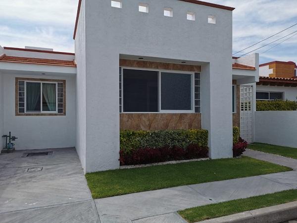 Casa en Venta en Tequisquiapan, Querétaro en Fracc. Haciendas Residenciales de Tequisquiapan Tx-2363 (1)