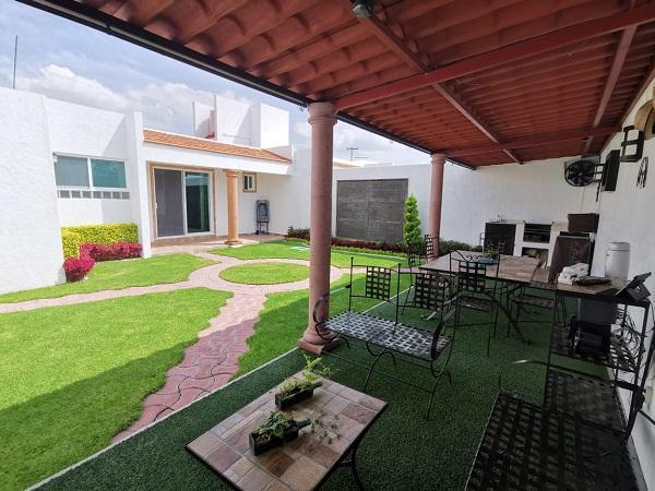 Casa en Venta en Tequisquiapan, Querétaro en Fracc. Haciendas Residenciales de Tequisquiapan Tx-2363 (11)