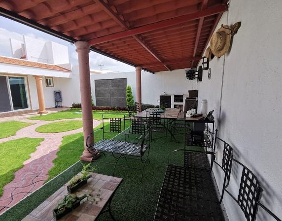 Casa en Venta en Tequisquiapan, Querétaro en Fracc. Haciendas Residenciales de Tequisquiapan Tx-2363 (6)