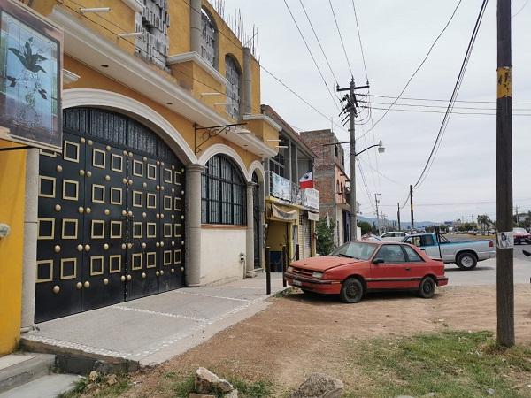 Renta de Bodega en Tequisquiapan, Querétaro Col. Hacienda Grande Tx-2357 (1)