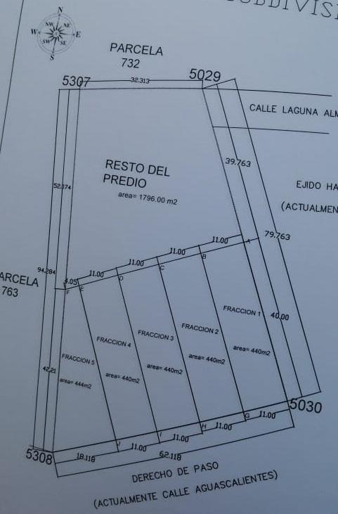 Venta de Terrenos en Tequisquiapan, Querétaro en Colonia La Lagunita Tx-2363 (2)