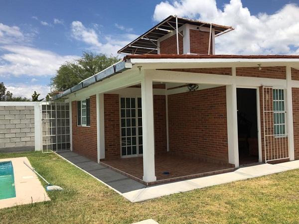 Bungalows en renta en Tequisquiapan, Querétaro en Colonia El Sauz  Tx-2365-2