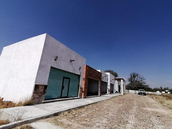 Locales en renta y Venta en Tequisquiapan, Querétaro, en Col. Sauz Tx-2373