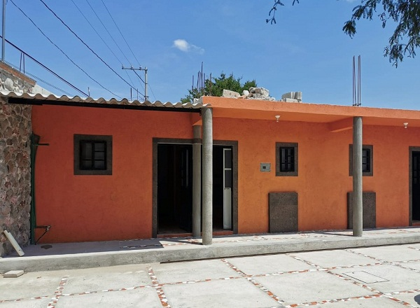 Venta de Casa en Tequisquiapan en Querétaro en Barrio de Santa Fe Tx-2375 (24)