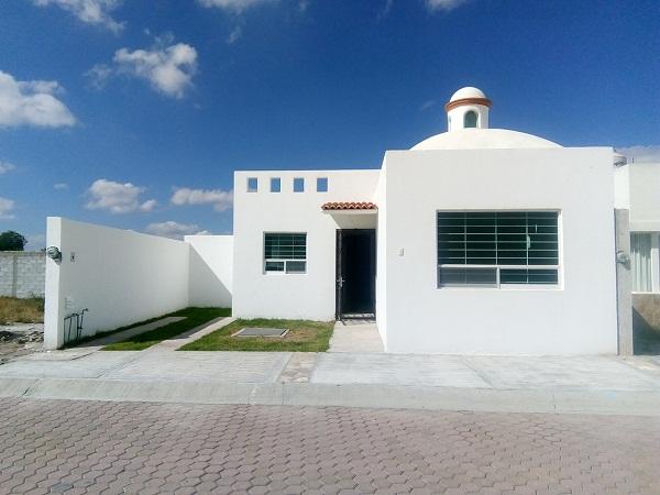 Venta de casa en Tequisquiapan, Querétaro, Fracc. Los Olivos Tx-2318-1