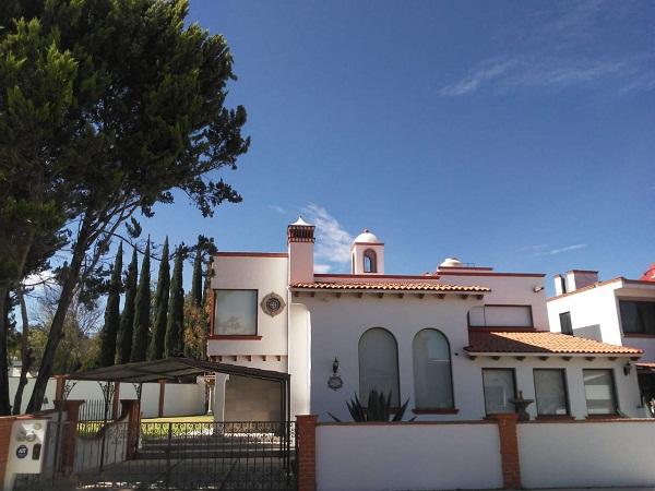 Casa en Venta Fracc. Club de Golf Tequisquiapan, Qro. Tx-2380-89