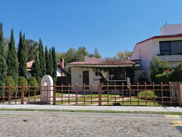 Casa en Venta Fracc. Club de Golf Tequisquiapan, Qro. TX-2387-59