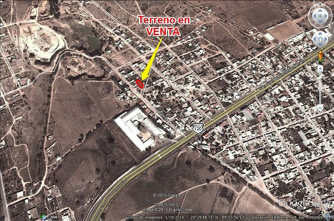 TX-1917 Terreno en Venta Bordo Blanco, Tequisquiapan