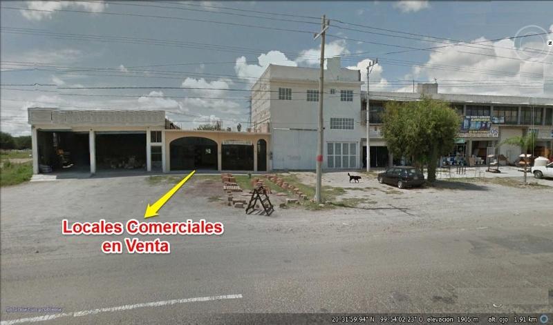 Locales Comerciales en Venta, Col. La Lagunita TX-2031