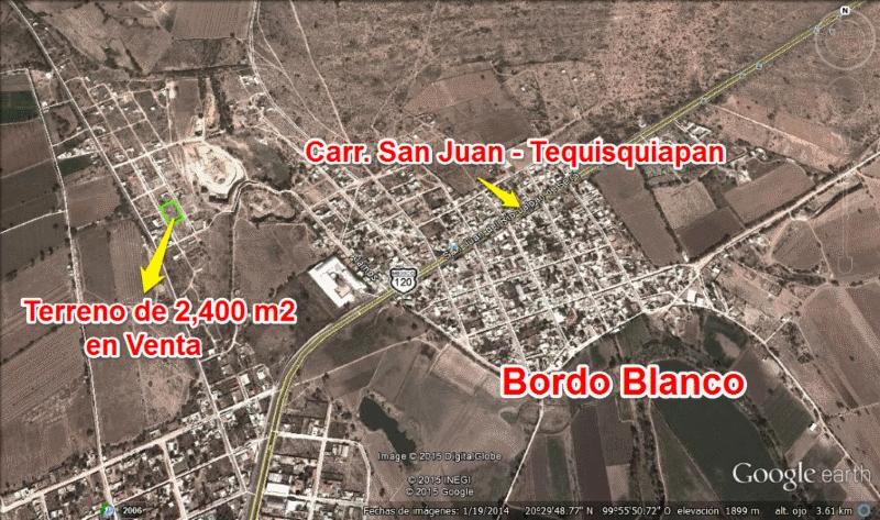 TX-1941 Terreno Bardado en Venta, Bordo Blanco Tequisquiapan