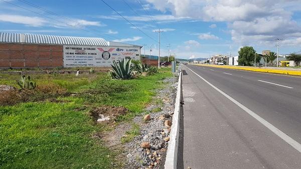 Terreno comercial en Venta en Ezequiel Montes Querétaro.