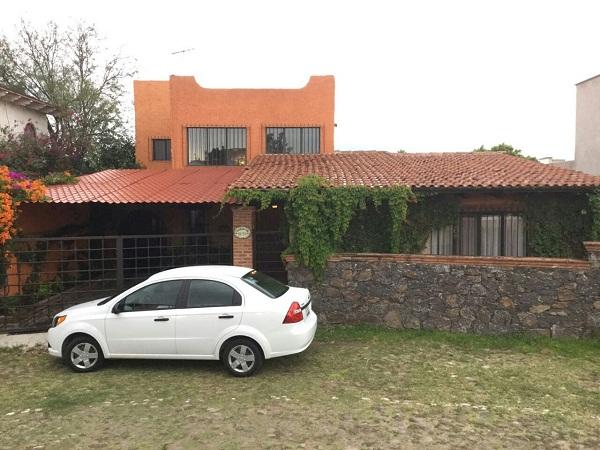 Casa en venta en Centro de Tequisquiapan, Querétaro en Fracc. Vergel del Acueducto Tx-2188
