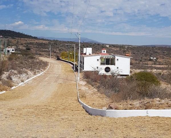 Terreno en Venta en Hidalgo en Yextho Tx-2215