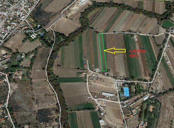Terreno en Venta en Tequisquiapan, Querétaro en Barrio de la Magdalena Tx-2249