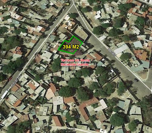 Terreno en Venta en Tequisquiapan en Querétaro en Col. Hacienda Grande Tx-2291