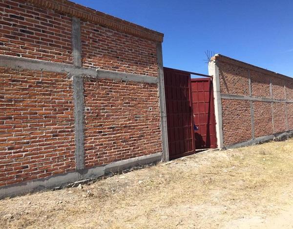 Venta de terreno en Bordo Blanco Colonia Santa María del Camino en Tequisquiapan, Querétaro Tx-2307