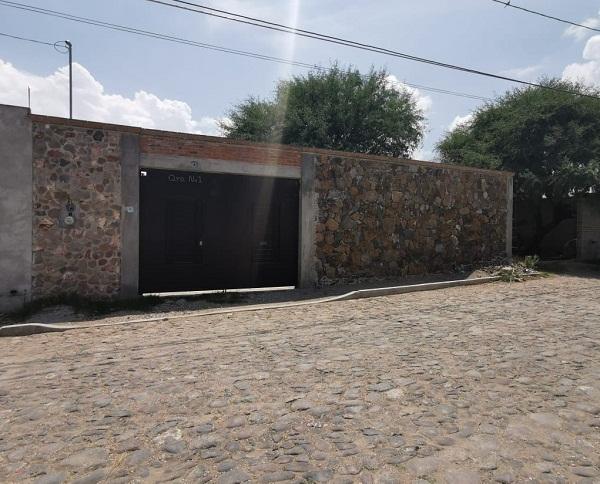 Venta de Casa en Tequisquiapan en Querétaro en Barrio de Santa Fe Tx-2375