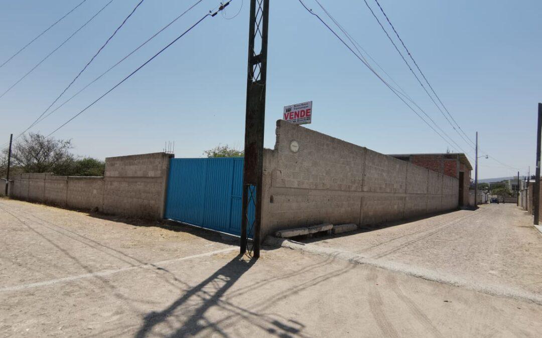 VENTA DE TERRENO EN COMUNIDAD FUENTEZUELAS TEQUISQUIAPAN QRO. TX-2427