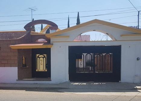 Casa en Venta en Tequisquiapan Querétaro en Colonia Adolfo López Mateos Tx-2333