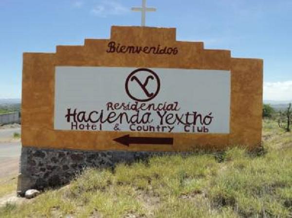 VENTA DE TERRENO EN HACIENDA YEXTHO TECOZAUTLA HIDALGO TX-2450